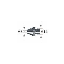 Bico Adaptador Básico M14 - M6